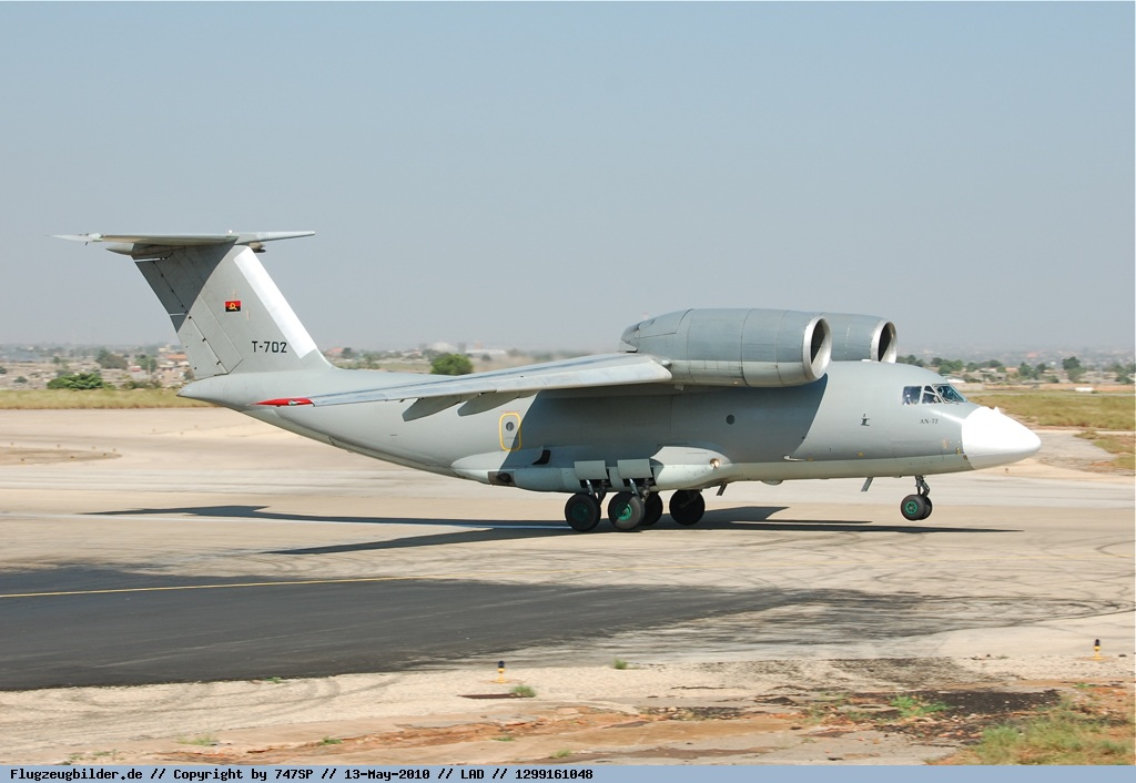 Angolan Air Force | Aviation Latest