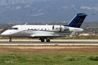 N878CC - CL60 - National Airlines
