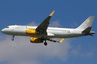 EC-MES - A320 - Vueling