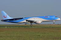 OO-JVA - E190 - TUI fly Belgium