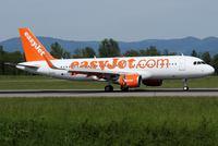 G-EZOK - A320 - EasyJet