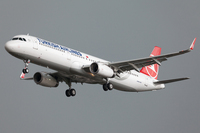 TC-JSR - A321 - Turkish Airlines