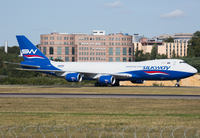 VQ-BWY - B748 - Silk Way West Airlines