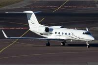 D-AGVI - GLF4 - Luxaviation Germany