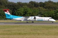 LX-LQD - DH8D - Luxair