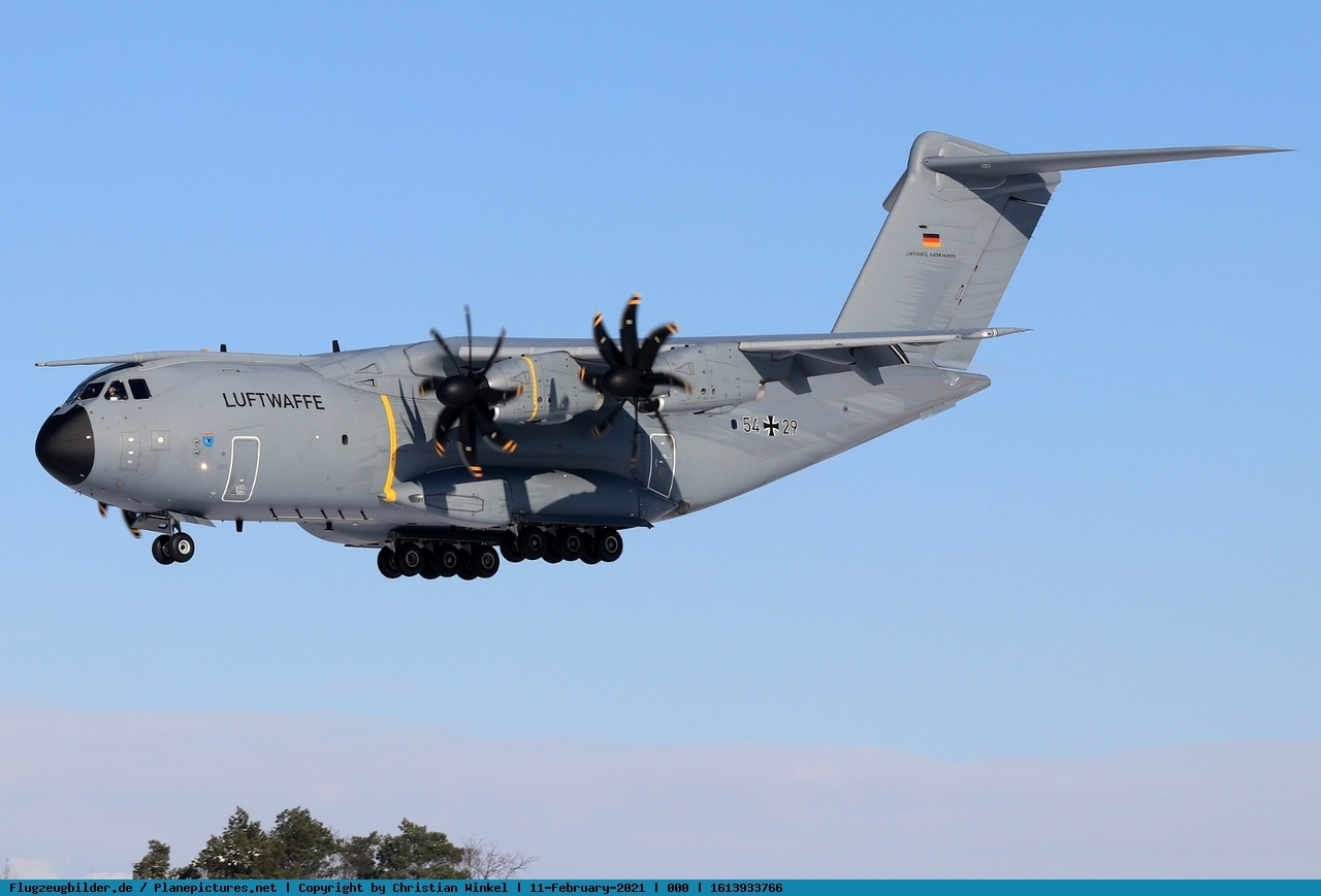 Foto Germany   Air Force Airbus A20M Atlas 20+20